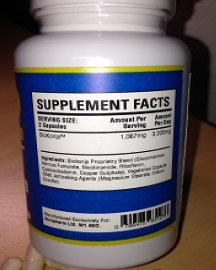ingredients of 5-2 fast formula