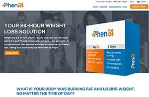 Phen24 website