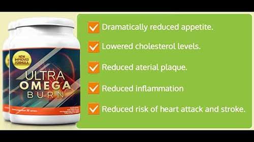 Ultra Omega Burn canada