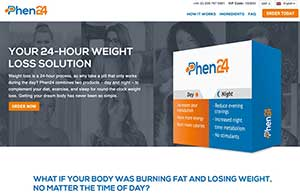 Phen24 website