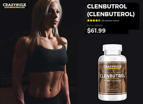 Clenbutrol for women